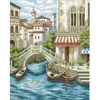 """Картина стразами """"Венеция"""""""