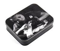 Металлическая коробочка для мелкой фурнитуры