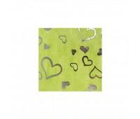 Декоративный нетканый материал с глиттером A4, 25 гр., 10 шт. GN52-30-73-3 (43-5)