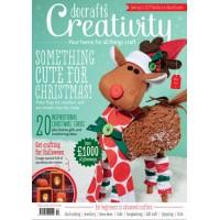 Журнал CREATIVITY № 51 - Октябрь 2014