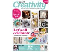Журнал CREATIVITY № 33 май/июнь 2012