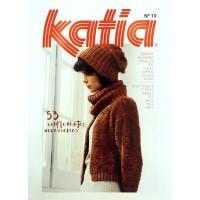 Журнал с моделями по пряже Katia B/ACCESS 10 W16/17