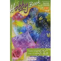 """Журнал """"Hobby Book"""", оригинальные идеи с красками Colorink"""