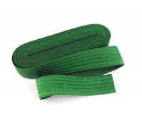 Резинка-пояс, 40 мм, цвет зеленый