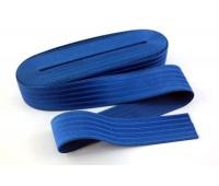 Резинка-пояс, 40 мм, цвет васильково-синий