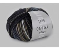 Пряжа Omega Color, 50% полиамид, 50% акрил, 50 г, 130 м