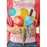 Журнал CREATIVITY № 85 Август - 2017