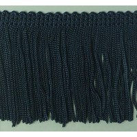 Бахрома 50 мм, цвет темно-синий