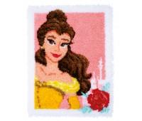 """Набор для вышивания коврика """"Красавица"""""""