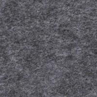 Лист фетра, 100% полиэстр, 30 х 45см х 2 мм / 350 г/м ², черный крапчатый