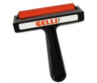 Валик пластиковый для творчества с пластиной Gelli