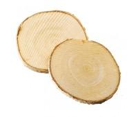 Деревянные диски (срез), 200 г