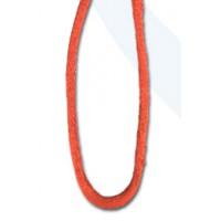 Шнур атласный SAFISA 1,5 мм, 25 м, цвет 14, красный