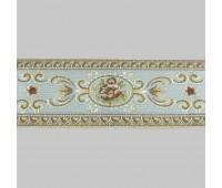 Бордюр для штор B9002-4 бирюзовый 8,5 см/25 м