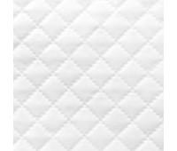 Термостежка (ромб малый) белый (рул. 50 м)