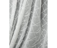 Лен вышивка высота 280 см (30 м±) 604 белый
