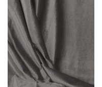 "Ткань для штор ""бархат"" JLM070-80 серый 280 см (25м± )"