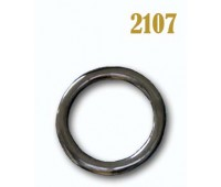Кольцо плоское 2107 никель 30/40 мм