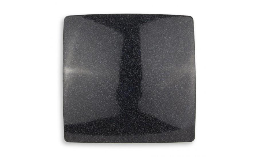"""Магнит для штор на тросе 970-905 Винил млечный путь черный 14,5 см """"Винил"""" Квадрат"""