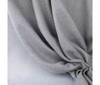 """Ткань для штор """"рогожка"""" blackout 281 г/кв.м высота 280 см ZGB6121A-02 светло-серый (25 м±)"""