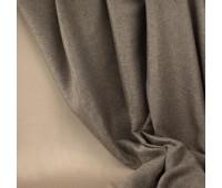 """Ткань для штор """"рогожка"""" blackout 281 г/кв.м высота 280 см ZGB6121A-37 темно-коричневый (25 м±)"""