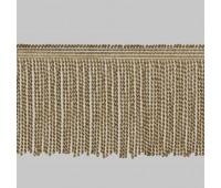 Бахрома для штор витая LS2016-2 коричневый (15 м)