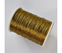 Нитки металлизированные L1503 золото (500 ярд)