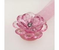 """Клипса-магнит """"Цветок"""" ZA светло-розовый (2 шт)"""