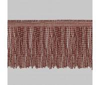 Бахрома для штор витая LS2016-4 бордовый (15 м)