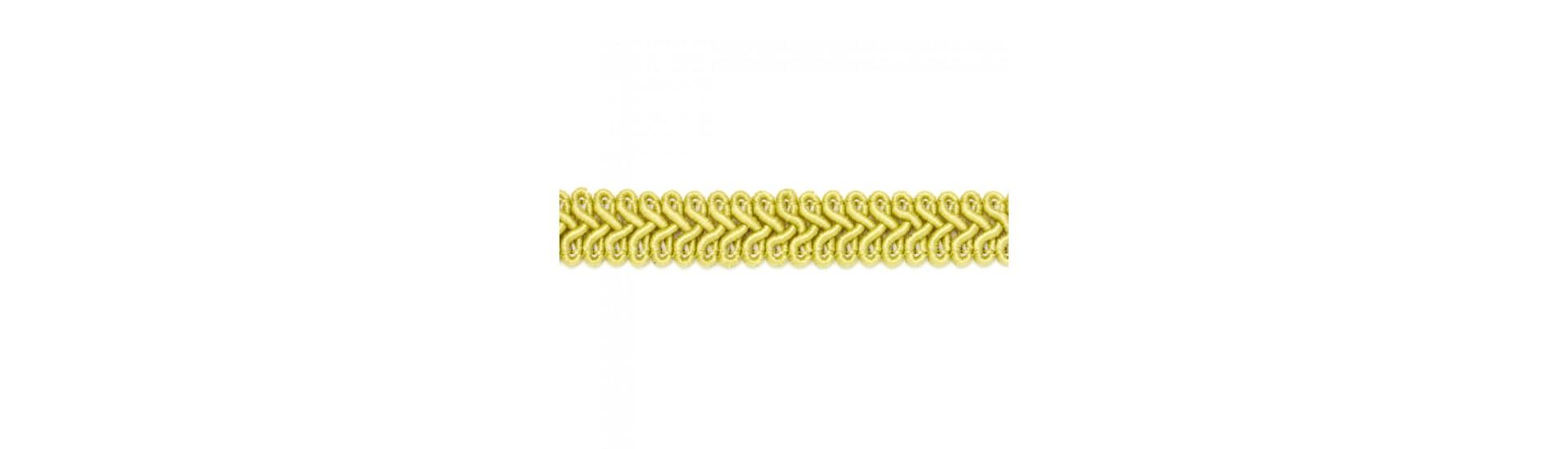 Сутаж отделочный SR009 золото (50 м)