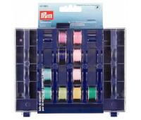 611980 Prym Коробка для 32 шпулек