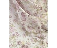 Вуаль печать - ткань для штор, прованс пудра, высота 280 см (30 м± ) 1HYHD8797-04