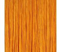 Занавес из нитей A-4 (1) морковный