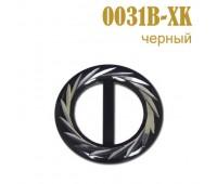 Пряжка 0031B-XK черный (25 шт)