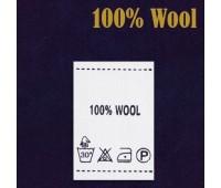 Состав ткани 100% Wool (500)