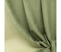 """Ткань для штор """"рогожка"""" blackout 281 г/кв.м высота 280 см ZGB6121A-A06 зеленый (25 м±)"""