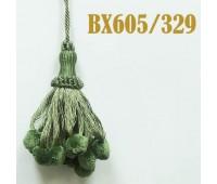 Кисти BX605/329 хаки (10 шт)