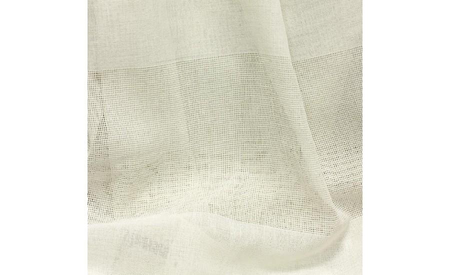 Ткань для штор имитация льна 5752/H001 SETKA TUL высота 295 см (~40 м)
