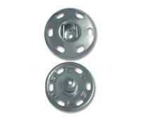 Кнопки 115K-17 мм никель (36 шт)