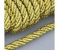 Шнур шторный SH16-2 золото (25 м)