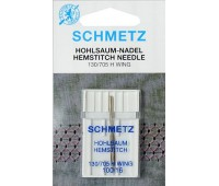 Игла с лопастью для мережки №100 Schmetz 130/705H-WING (1 шт)