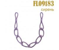 """Подхваты для штор """"кольца"""" FL09183"""