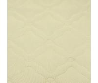 Термостежка микрофибра ажурный ромб 1928-101110 светло-бежевый 280см /~30м