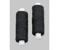 Нитки для джинсовых изделий черные (5 шт по 250 м)