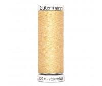 Нить для всех материалов 003 (Универсальная -Sew All) 100% п/э (200 м)