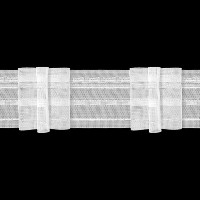 Шторная лента 5 см TU3-250 (5.50.250.3) (50 м)