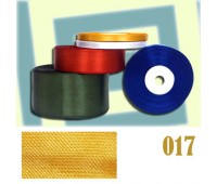 017 Тесьма-вешалка ярко-желтый (уп. 10 рул. по 33 м)