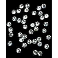 "Стразы клеевые 4,7 мм ""PRECIOSA"" SS20 Crystal (72 шт)"