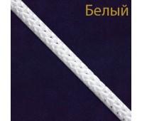 Шнур п/п белый 5 мм (100 м)