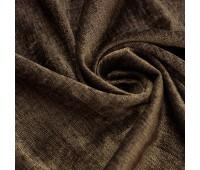 Ткань для портьер Шенилл KALITE SHONIL 14 темно-коричневый высота 280 см (~30 м)